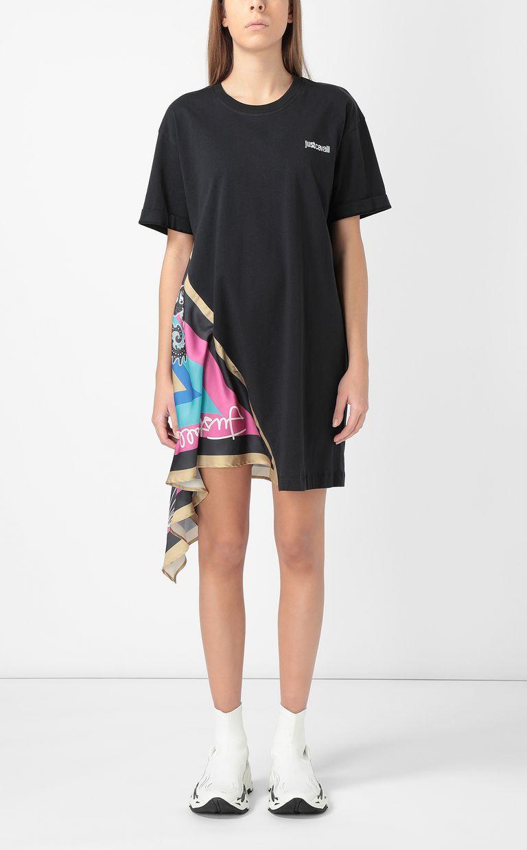 JUST CAVALLI Short t-shirt dress Short dress Woman r