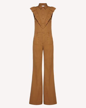 REDValentino TR3VEA804R9 K29 Jumpsuit Woman a