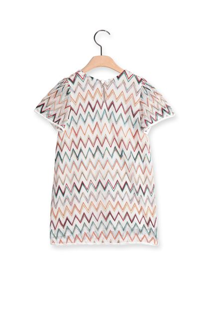 MISSONI KIDS Dress White Woman - Front