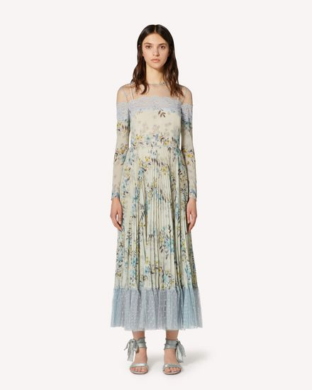 REDValentino Long and midi dresses Woman TR3VAK404RU DL5 f