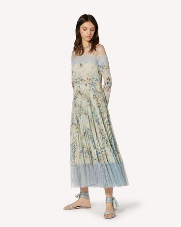 REDValentino TR3VAK404RU DL5 Long and midi dresses Woman d