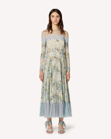 REDValentino TR3VAK404RU DL5 Long and midi dresses Woman f