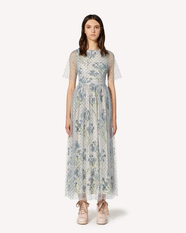 REDValentino TR3VAK364RL E34 Long and midi dresses Woman f