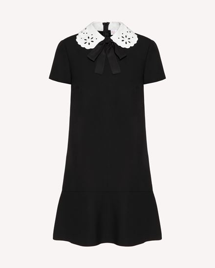REDValentino Short dress Woman TR0VAP8501U 0NO a
