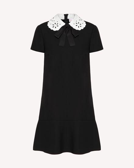 REDValentino Short dress Woman TR0VAP8501U 0NO a