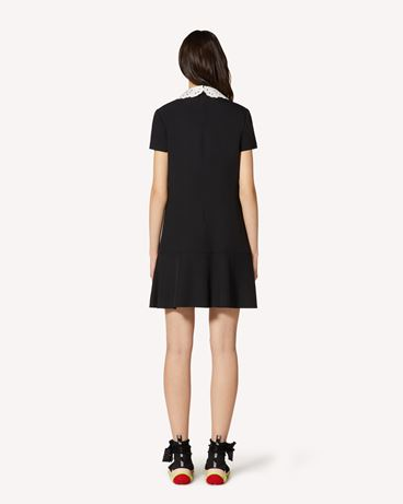 REDValentino TR0VAP8501U 0NO Short dress Woman r