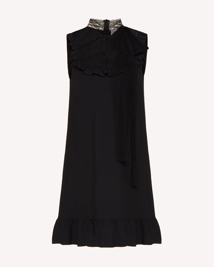 REDValentino Short dress Woman TR0VAP900WB 0NO a