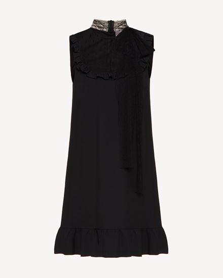 REDValentino Short dress Woman TR0VAP900WB 0NO a