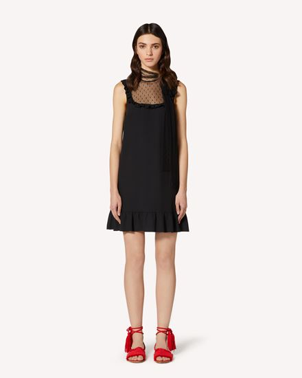 REDValentino Short dress Woman TR0VAP900WB 0NO f