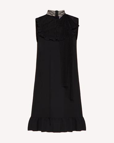 REDValentino TR0VAP900WB 0NO Short dress Woman a