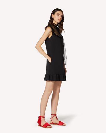 REDValentino TR0VAP900WB 0NO Short dress Woman d