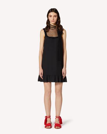 REDValentino TR0VAP900WB 0NO Short dress Woman f