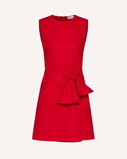 REDValentino Short dress Woman TR0VAQ800VL 48X a