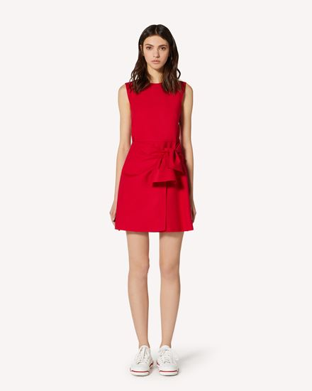 REDValentino Short dress Woman TR0VAQ800VL 48X f