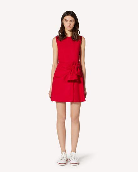 REDValentino Short dress Woman TR0VAQ800VL 48X f