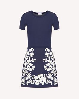 REDValentino Long and midi dresses Woman TR3VAK404RU DL5 a
