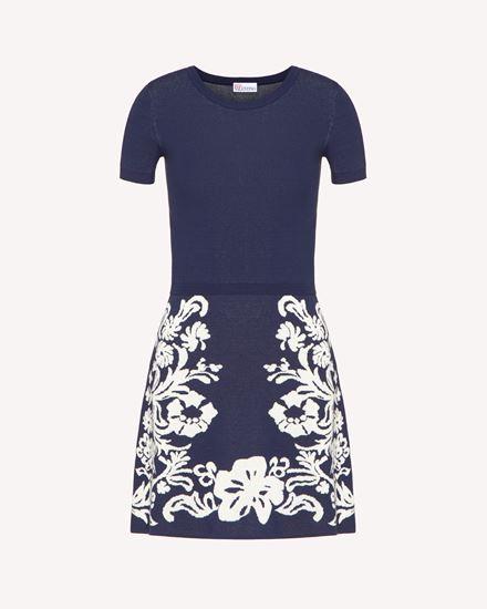 REDValentino Short dress Woman TR0KDB5752W LS8 a