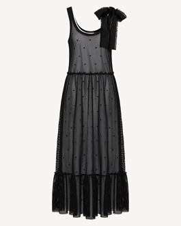 REDValentino Short dress Woman TR3VAN553FT 0NA a