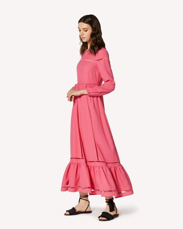 REDValentino TR0VA12C51B CE7 Long and midi dresses Woman d