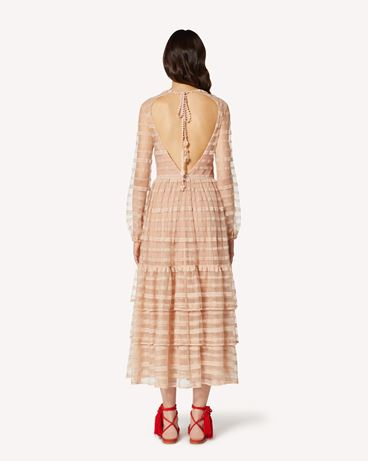 REDValentino TR0VA11N51D 377 Long and midi dresses Woman r