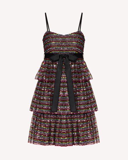 REDValentino Short dress Woman TR0VA12W51U N78  a