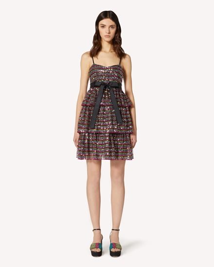 REDValentino Short dress Woman TR0VA12W51U N78  f