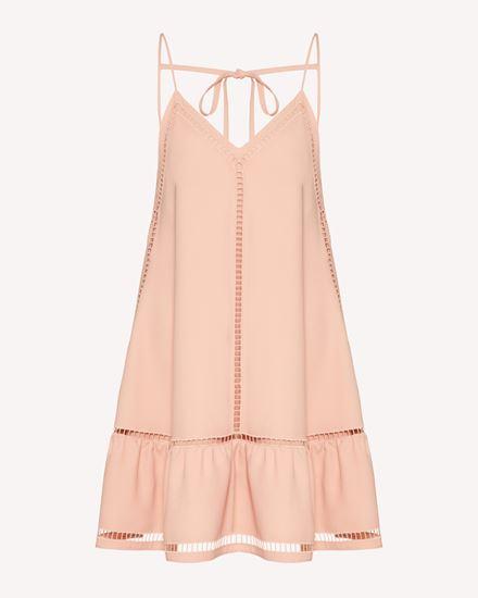 REDValentino Short dress Woman TR0VA12D51B 377  a