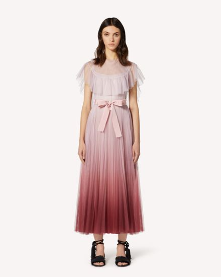 REDValentino Long and midi dresses Woman TR0VA11Y52P R13  f