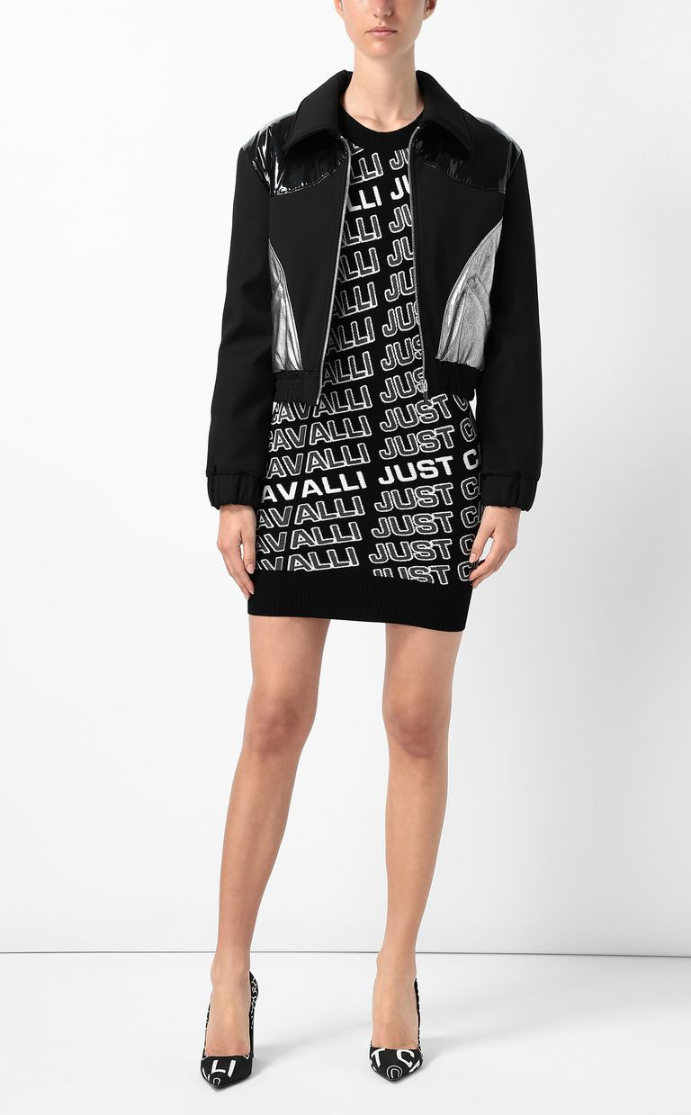 JUST CAVALLI Dress with logo Dress Woman d
