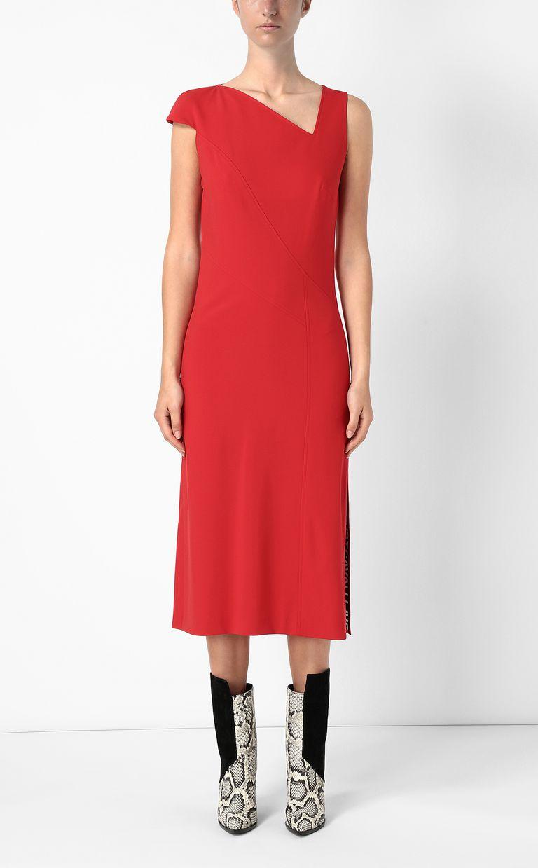 JUST CAVALLI Dress with an asymmetrical neckline Dress Woman r