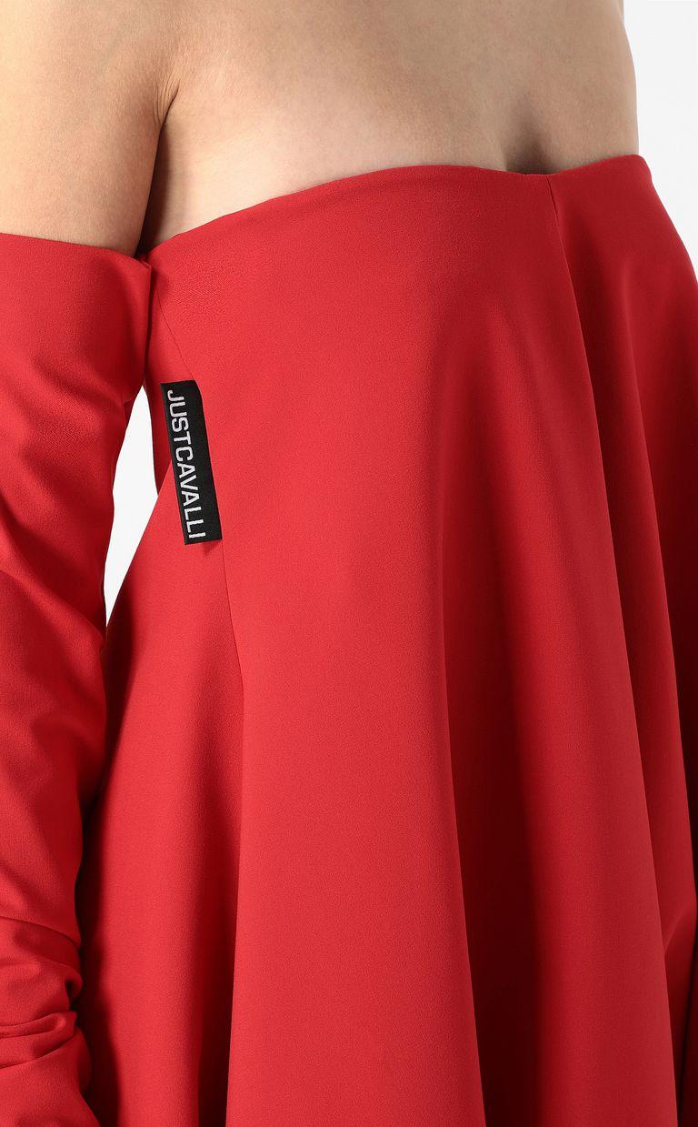 JUST CAVALLI Balloon-effect dress Dress Woman e