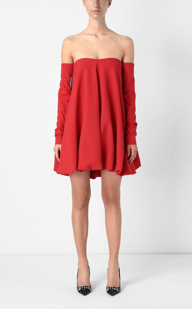 JUST CAVALLI Balloon-effect dress Dress Woman r