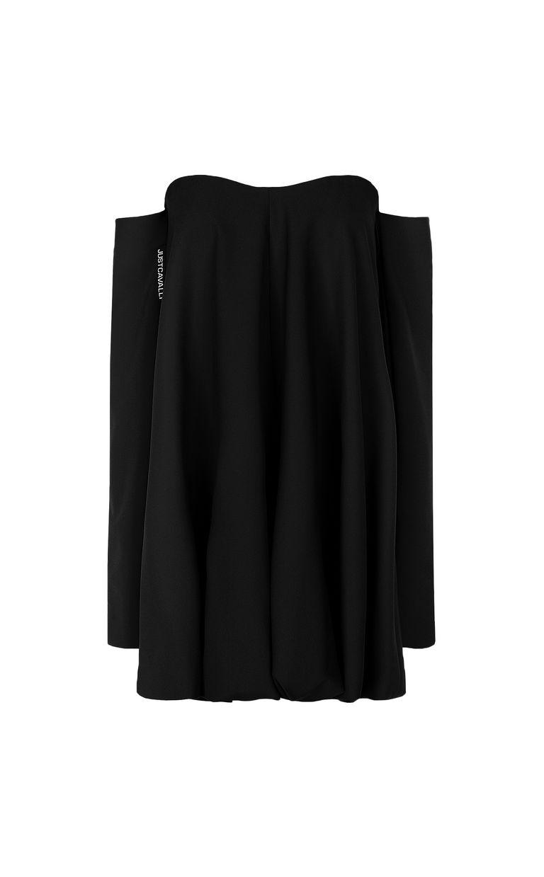 JUST CAVALLI Balloon-effect dress Dress Woman f