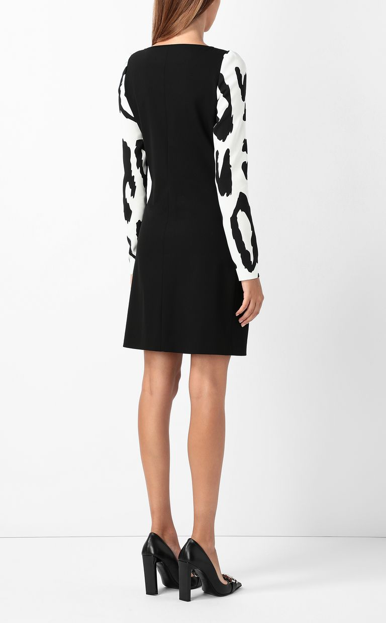 JUST CAVALLI Dress with animal print Dress Woman a