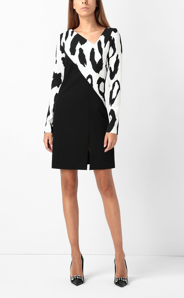 JUST CAVALLI Dress with animal print Dress Woman d