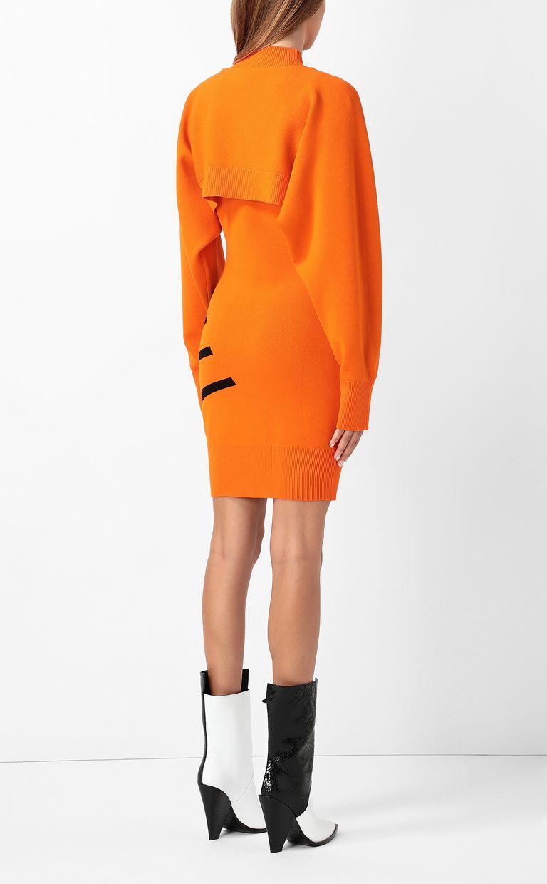 JUST CAVALLI Dress with logo Dress Woman a
