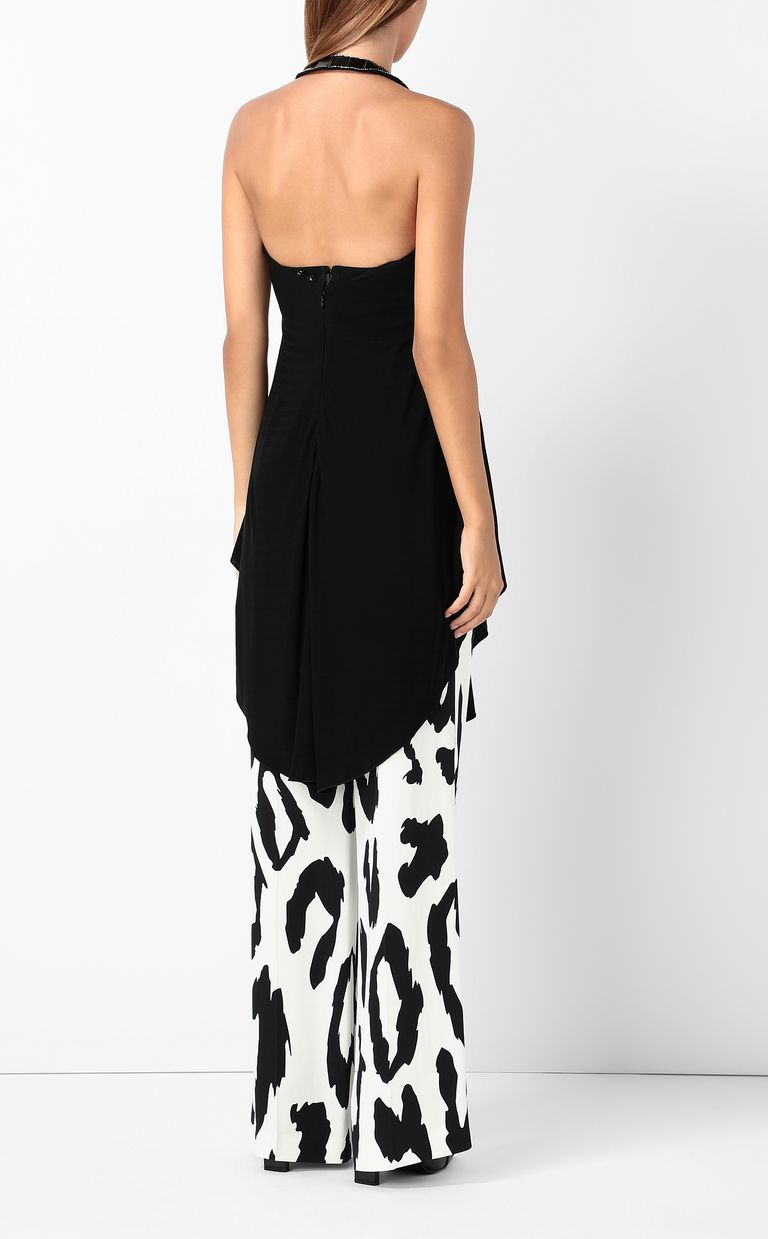 JUST CAVALLI Dress with low-cut back Dress Woman a