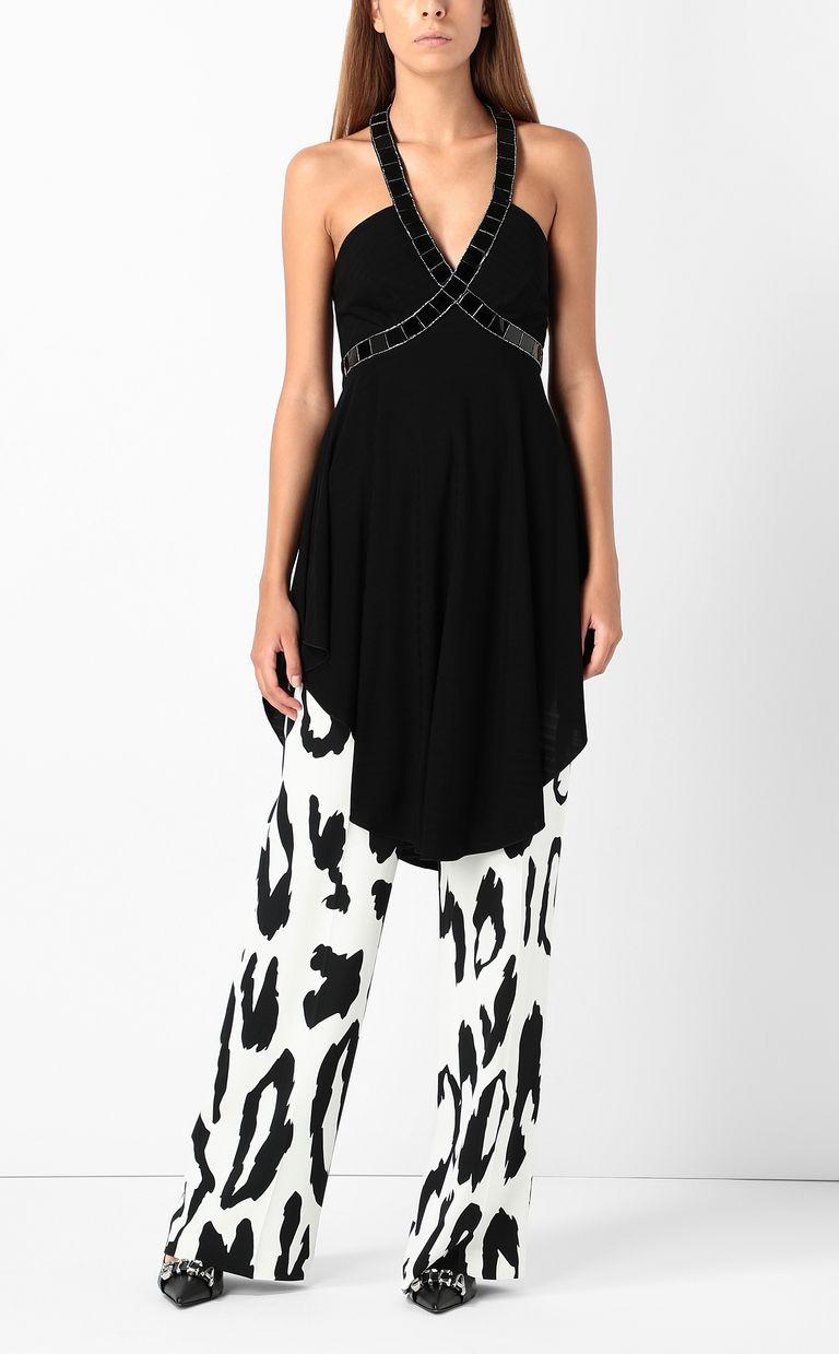 JUST CAVALLI Dress with low-cut back Dress Woman d