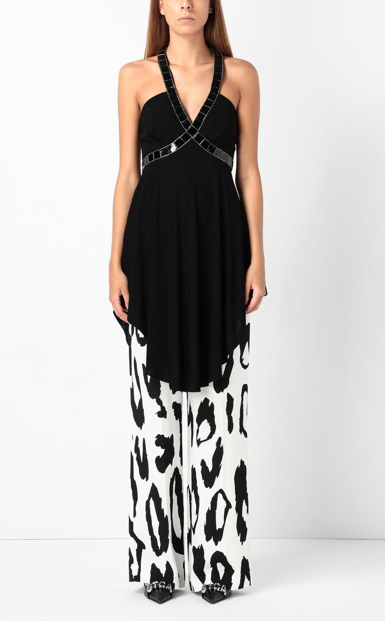 JUST CAVALLI Dress with low-cut back Dress Woman r