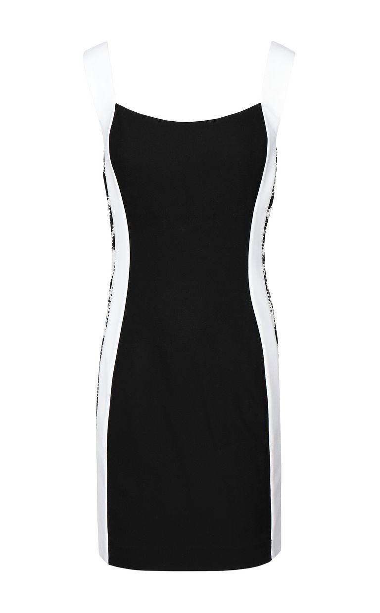 JUST CAVALLI Dress with animal-print detail Dress Woman f