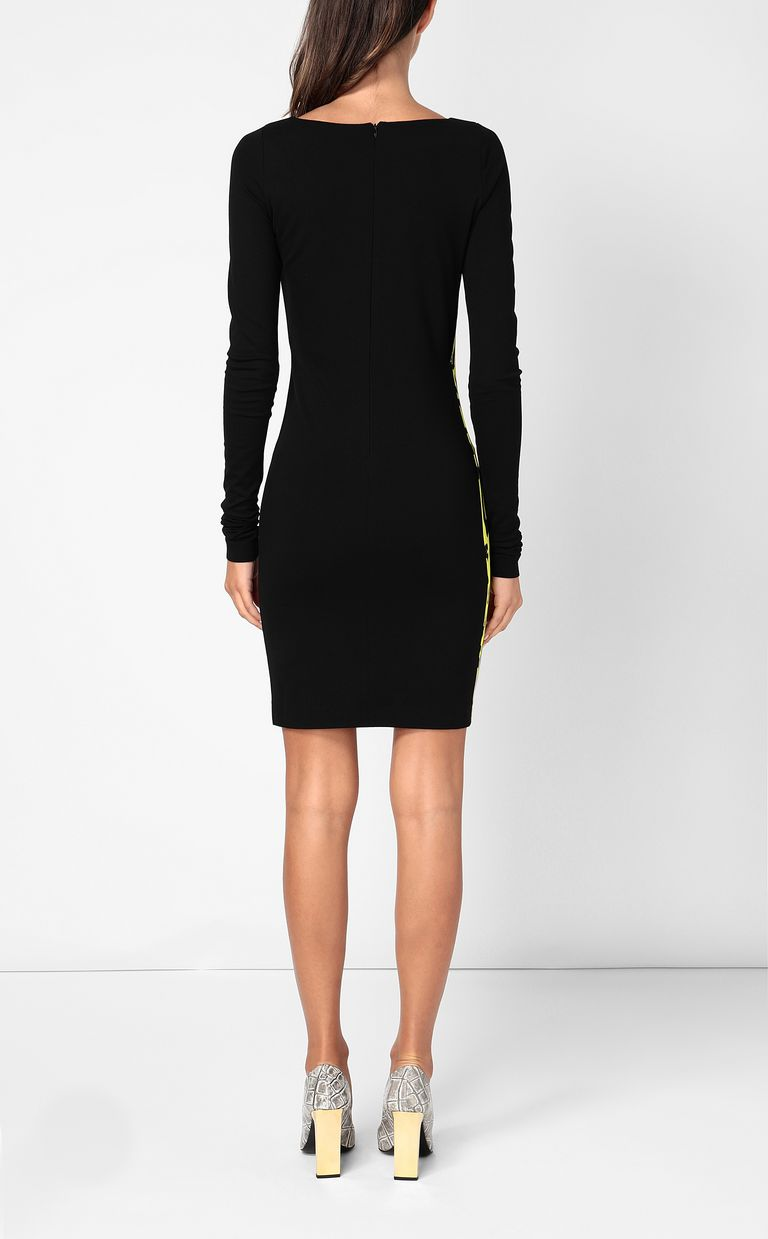 JUST CAVALLI Dress with Tigon print Dress Woman a