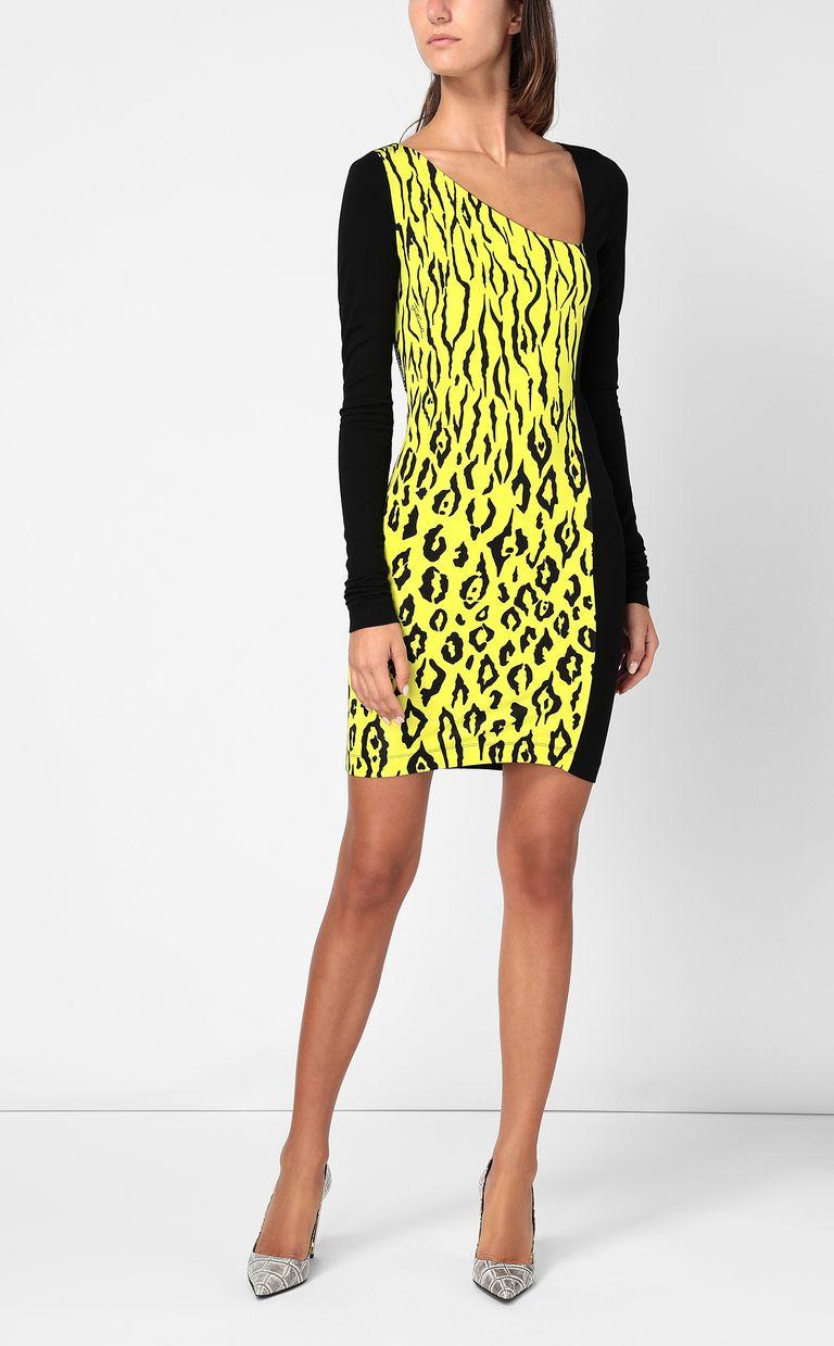 JUST CAVALLI Dress with Tigon print Dress Woman d