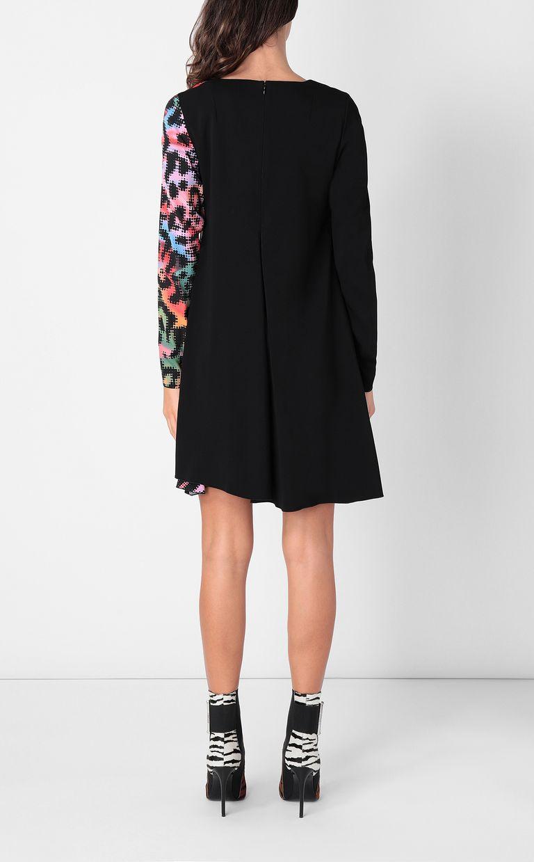 JUST CAVALLI Dress with Leo-Pop print Dress Woman a