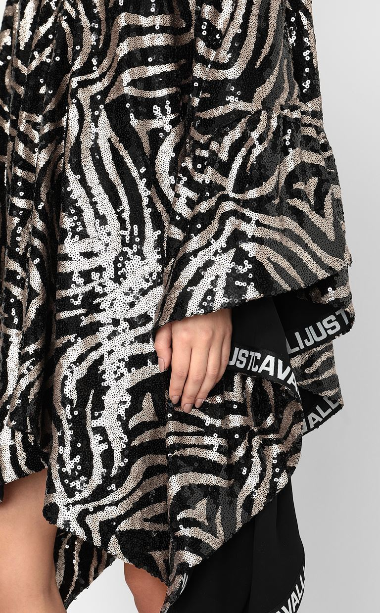 JUST CAVALLI Dress with sequins Dress Woman e