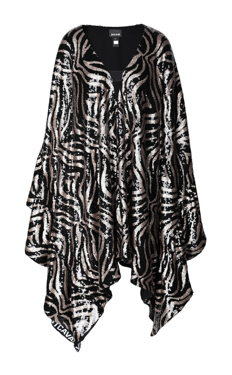 JUST CAVALLI Dress with sequins Dress Woman f