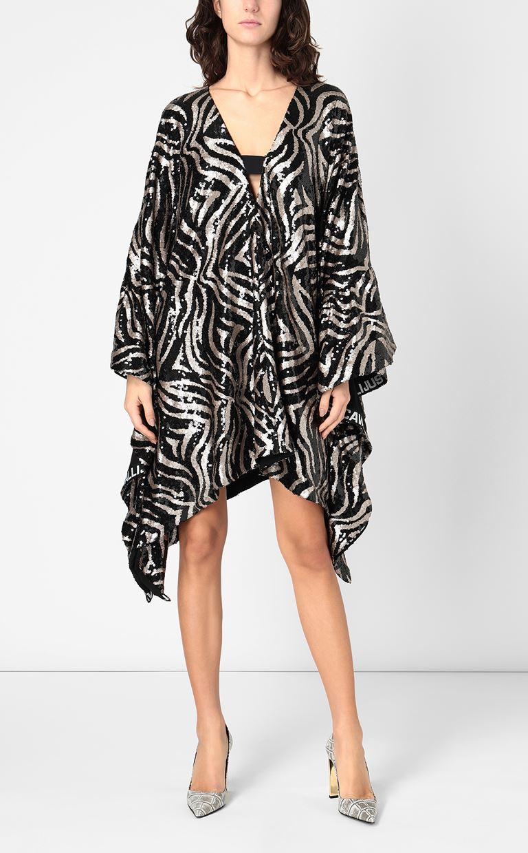 JUST CAVALLI Dress with sequins Dress Woman r