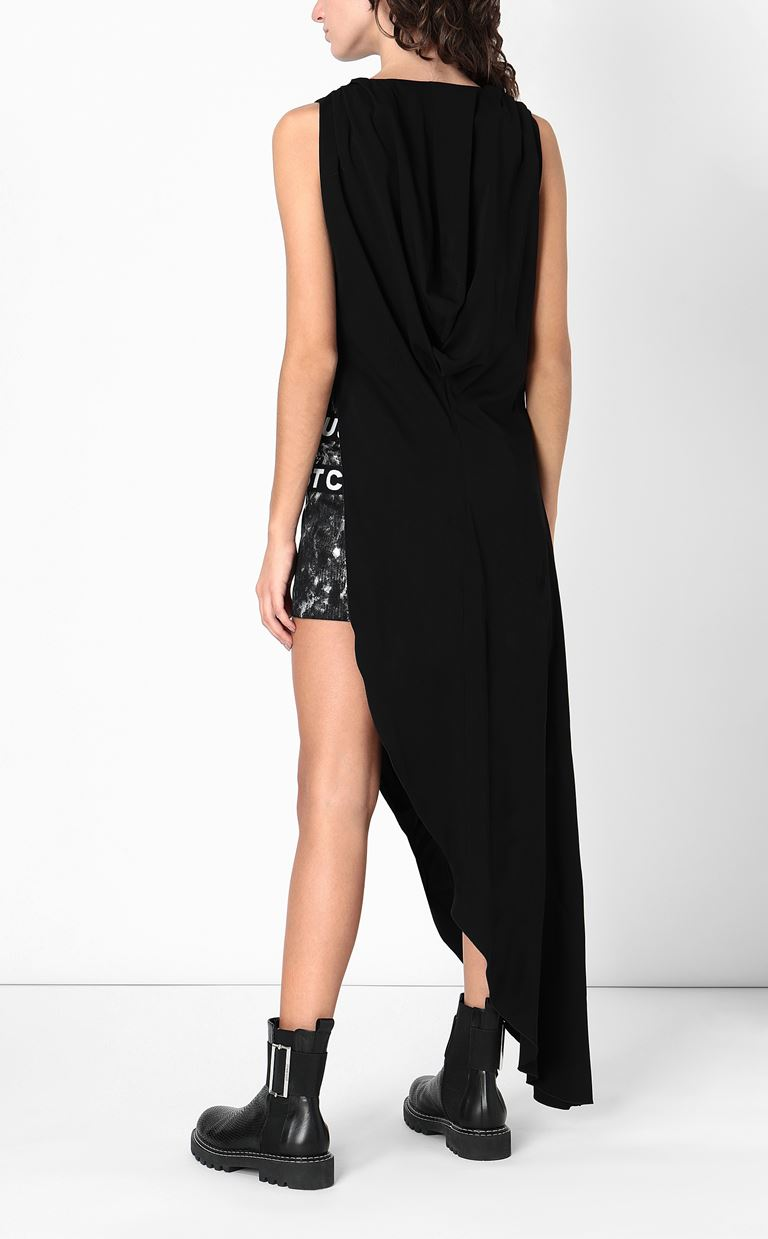 JUST CAVALLI Asymmetrical gown Long dress Woman a