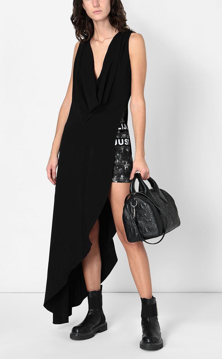 JUST CAVALLI Asymmetrical gown Long dress Woman d