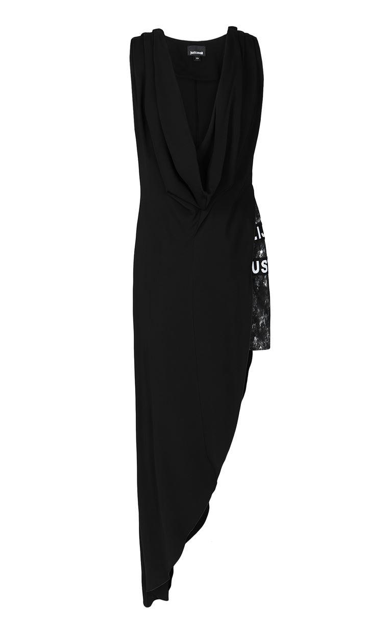 JUST CAVALLI Asymmetrical gown Long dress Woman f