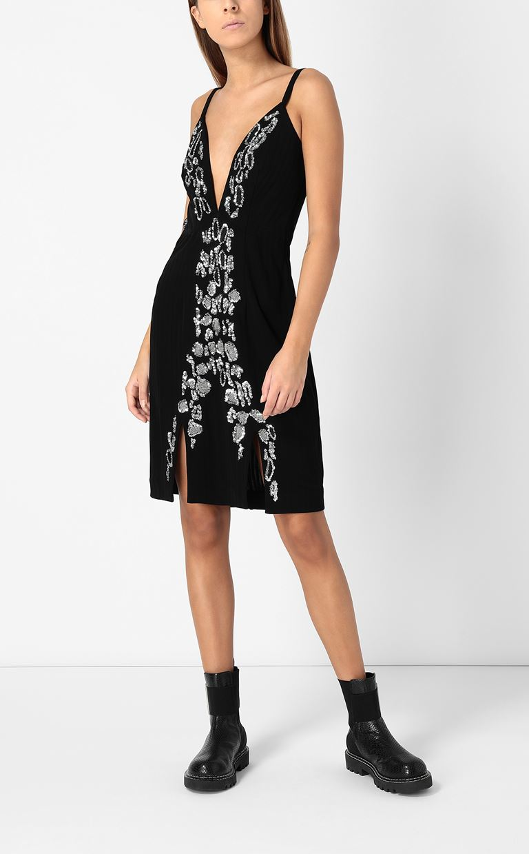 JUST CAVALLI Dress with animal-print pattern Dress Woman d